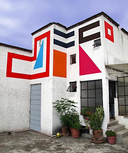 Абстрактное граффити: Стрит-художники об улицах, публике, опасности и свободе. Изображение № 27.