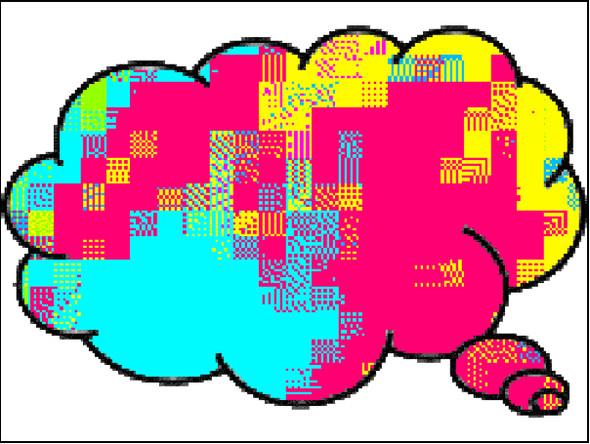 Изображение 12. Куда убежали пиксели.. Изображение № 9.