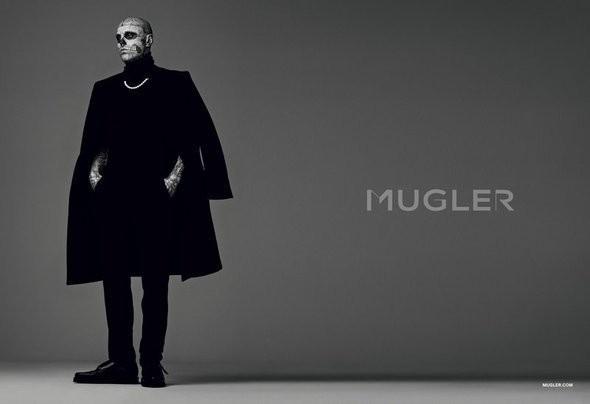 Изображение 3. Мужские рекламные кампании: Mugler, Versace и другие.. Изображение № 22.