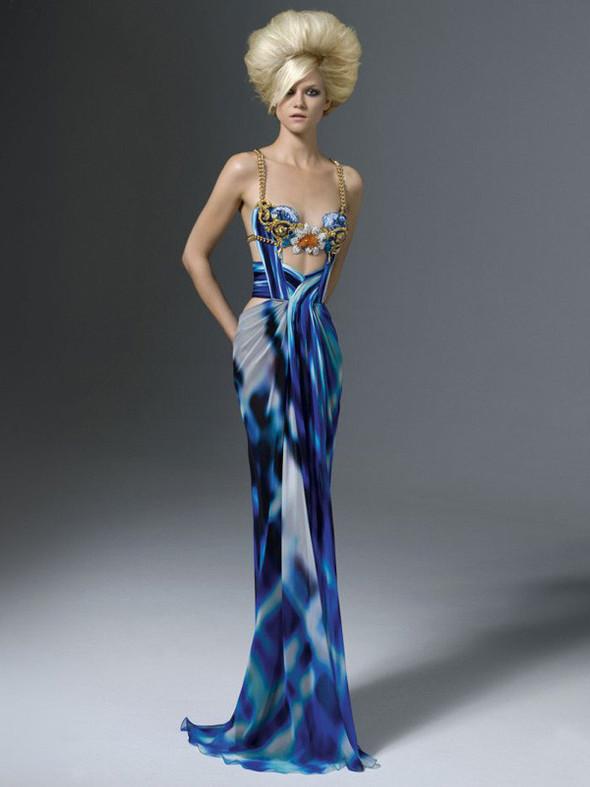 Лукбук: Atelier Versace FW 2011. Изображение № 26.