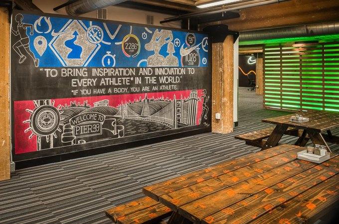 Опубликованы первые фотографии стартап-лаборатории Nike+ Fuel Lab. Изображение № 2.