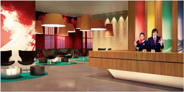 Отель Park Inn by Radisson в Красной Поляне. Изображение № 4.