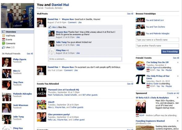 Новый сервис в Facebook. Изображение № 1.