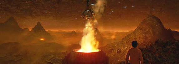 Изображение 14. Тайна четвертой планеты.. Изображение № 13.