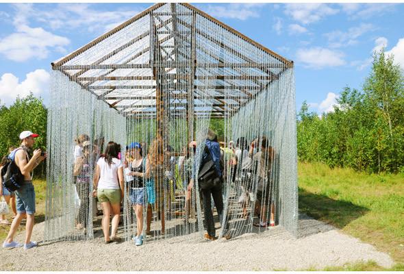 Репортаж с фестиваля «Архстояние 2011». Изображение № 16.