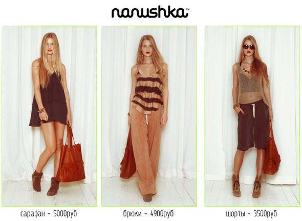 NANUSHKA - новый бренд из Венгрии. Изображение №4.