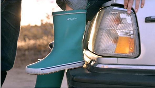 TRETORN. Удобная и практичная обувь. Изображение № 2.
