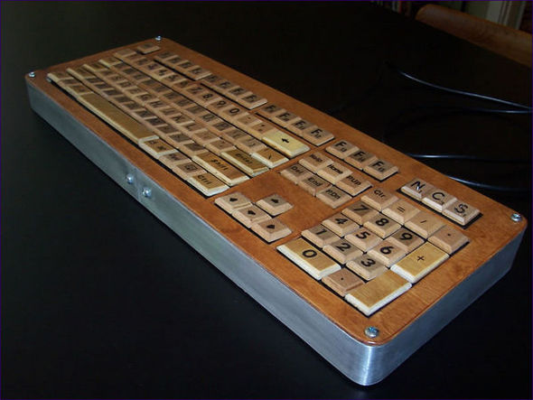 Scrabble-Клавиатура. Изображение № 3.