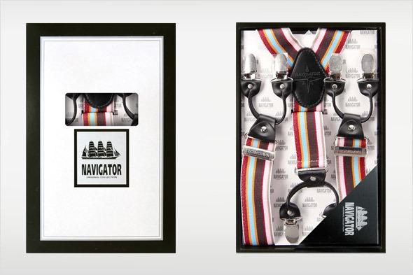 Коллекция подтяжек «Навигатор» от Sevaro Elit . Изображение № 11.