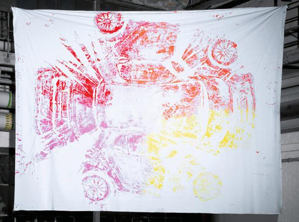 Автомобильная тема Сары Илленбергер. Изображение № 9.