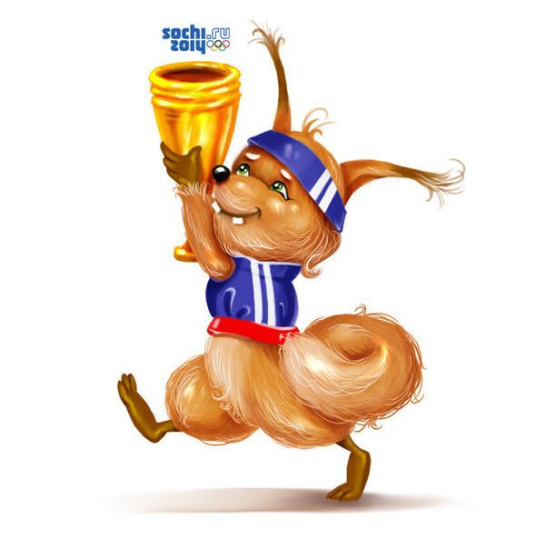 Каким будет талисман Олимпийских игр в Сочи 2014?. Изображение № 15.