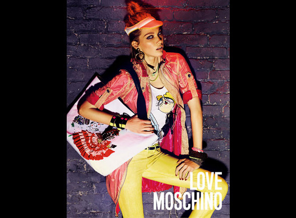Кампании: Moschino Cheap And Chic и Love Moschino. Изображение № 4.