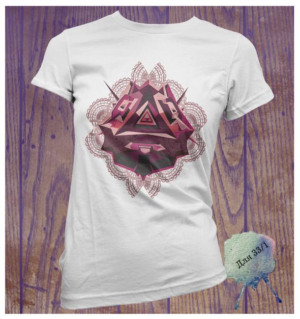 Изображение 2. Принтовые футболки.. Изображение № 2.