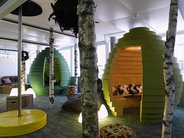 Топ-5 самых креативных офисов мира. Изображение № 1.