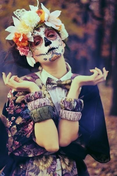 Линия «Dia de los Muertos» от Надежды Одинаевой. Изображение № 7.