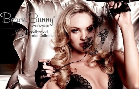 Изображение 1. Candice Swanepoel в купальниках Beach Bunny Лето 2011.. Изображение № 2.