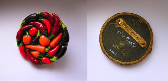 Овощная коллекция Абра Кадабра: пора собирать урожай!. Изображение № 2.