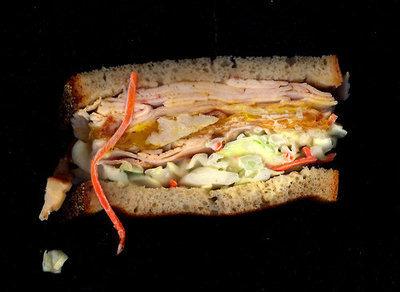Scanwiches. Аты сканируешь свой сэндвич?. Изображение № 19.