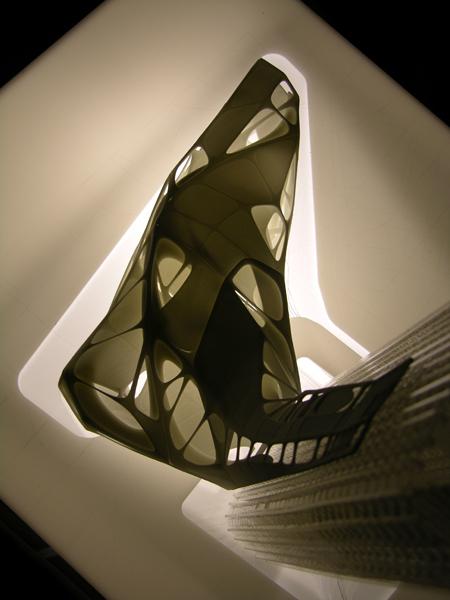 Архитектурный морфогенез MRGD. Изображение № 5.