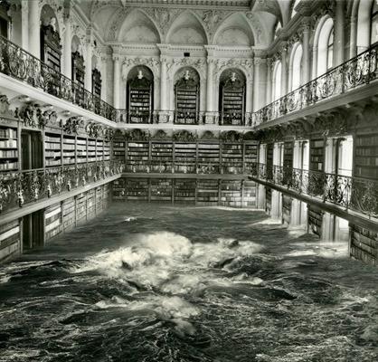 Накрыло волной: Наводнения и апокалипсисы Пабло Геновеса. Изображение № 1.