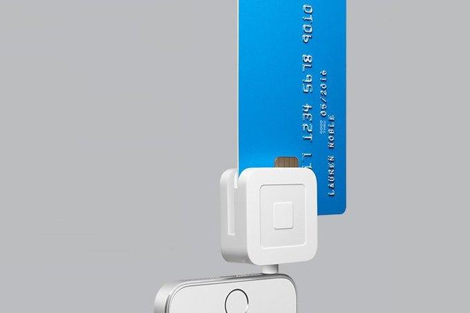 Square выпустит ридер для чиповых банковских карт . Изображение № 1.