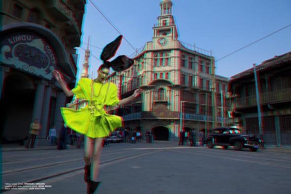 3D-мода: объемные съемки. Изображение № 6.