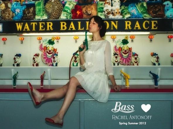 Лукбук: Bass Loves Rachel Antonoff Spring 2012. Изображение № 2.