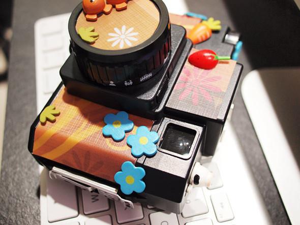 Подборка креативных фотоаппаратов и не только. Изображение № 6.