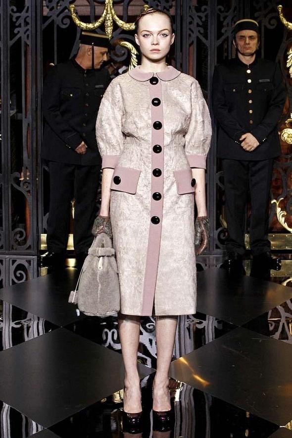 Изображение 19. Louis Vuitton Fall 2011.. Изображение № 19.