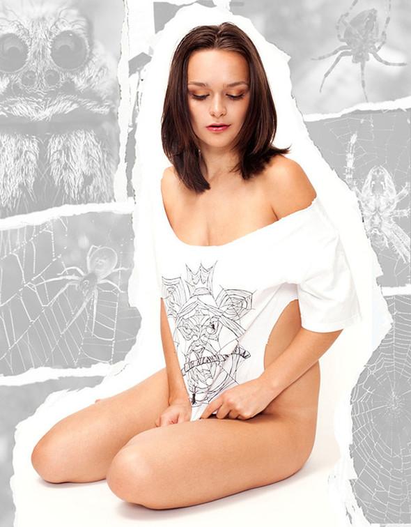 Mishka 2010 Fall Lookbook by Ellen Stagg. Изображение № 7.