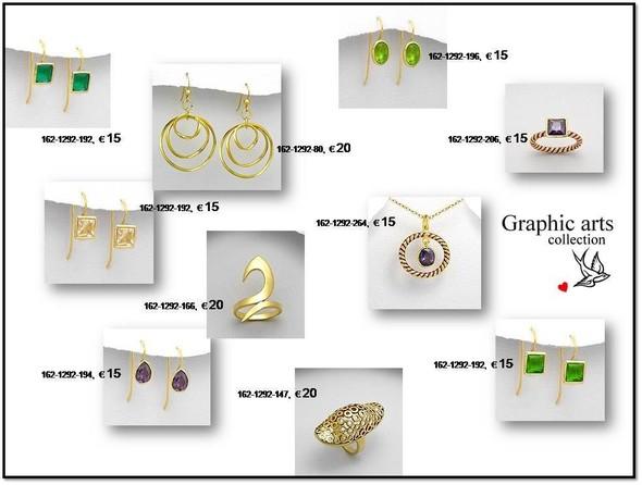Marti's Jewelry - Летние хиты - Look-book. Изображение № 8.