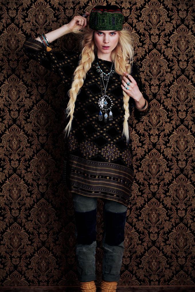 Показаны новые лукбуки Zara, Free People, Mango и других марок. Изображение № 48.