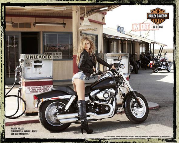 Harley Davidson: реклама легенды. Изображение № 42.