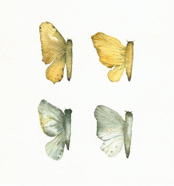 Изображение 60. Amber Alexander - животные, сияющие акварелью.. Изображение № 58.