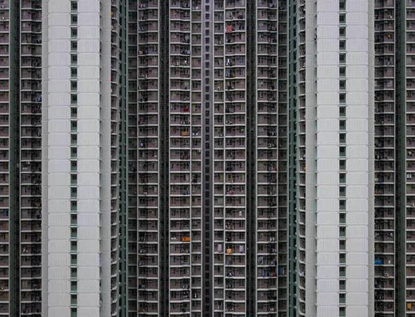 MIchael Wolf- бесконечные окна Гонконга. Изображение № 1.