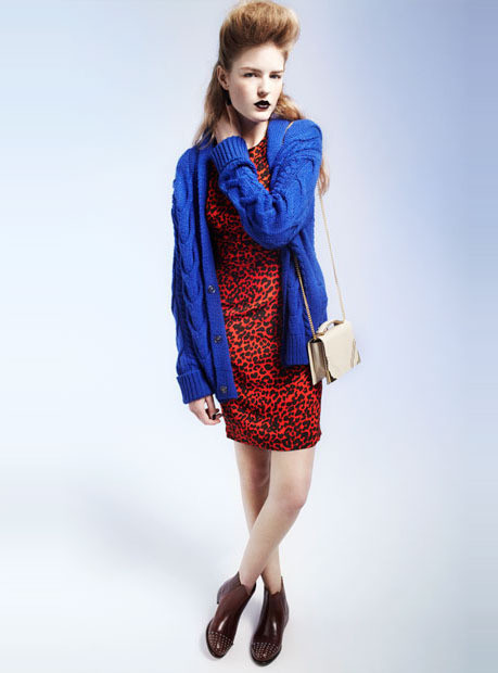 Изображение 7. Topshop: FIRST LOOK FOR AUTUMN.. Изображение № 7.