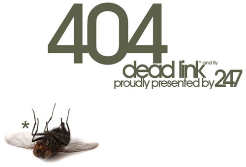 20 Интересных оформлений страницы ошибки 404. Изображение № 21.