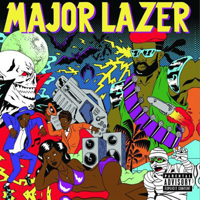 Major Lazer: Hold the Line. Изображение № 1.