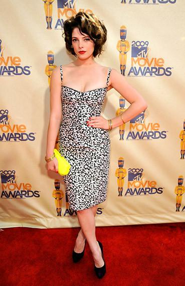 Наряды сMTV Movie Awards 2009. Изображение № 21.