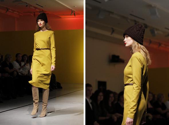 Изображение 13. Lena Vasilyeva FW 2011: готовое платье.. Изображение № 13.