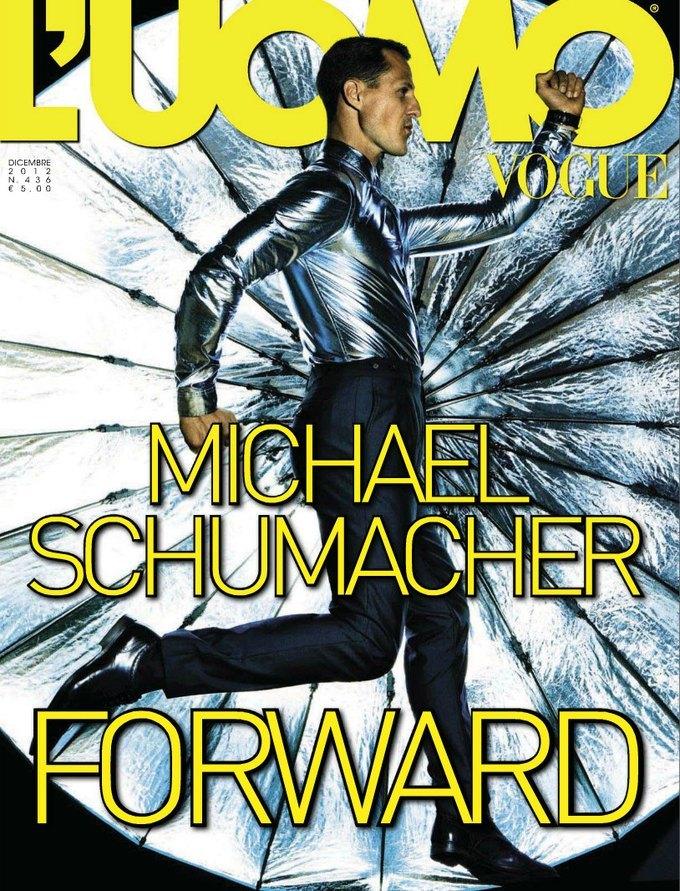 Vogue, Fashion For Men и Man About Town показали новые обложки. Изображение № 1.