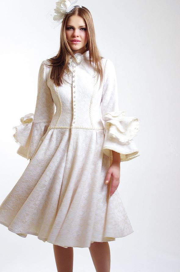 Изображение 7. Пальто от Diana Pavlovskaya: женственная весна!.. Изображение № 8.