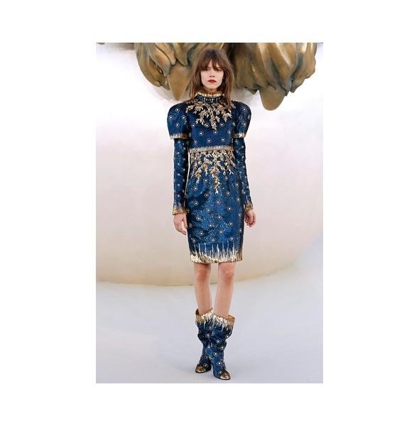 Показы Haute Couture FW 2010. Изображение № 35.