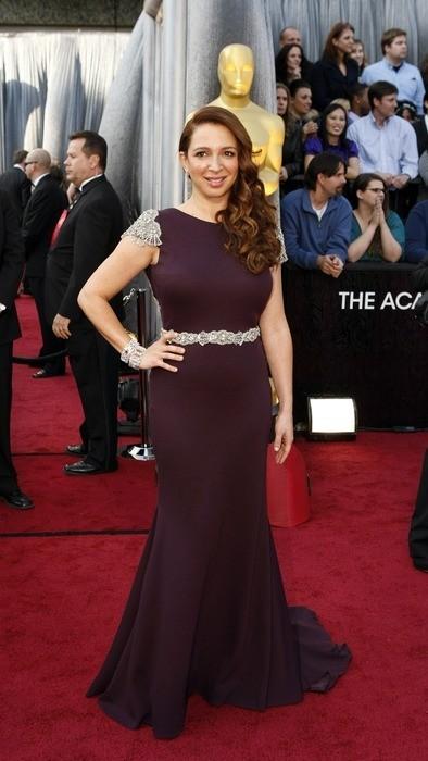 «Оскар»-2012: Красная дорожка. Изображение № 47.