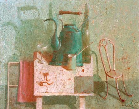 Наивная живопись Светланы Румак. Изображение № 33.