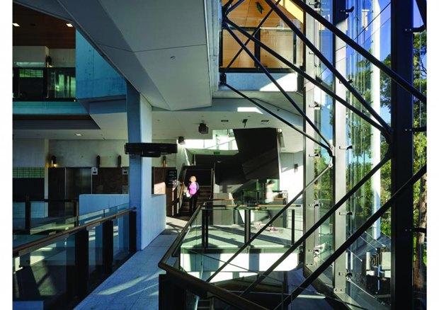 Центр здоровья полости рта Университета Квинсленда в Австралии авторства Cox Rayner Architects. Изображение № 82.