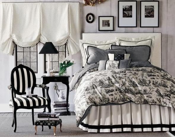 Черно-белые фотографии в интерьере. Изображение № 4.