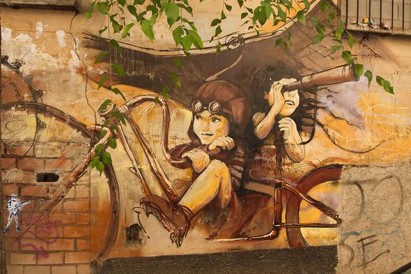 Искусство одного уличного ребёнка. Изображение № 3.