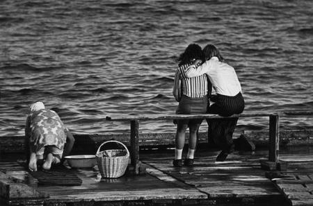 Юрий Рыбчинский. Фотографии 1970—1990-х годов. Изображение № 11.