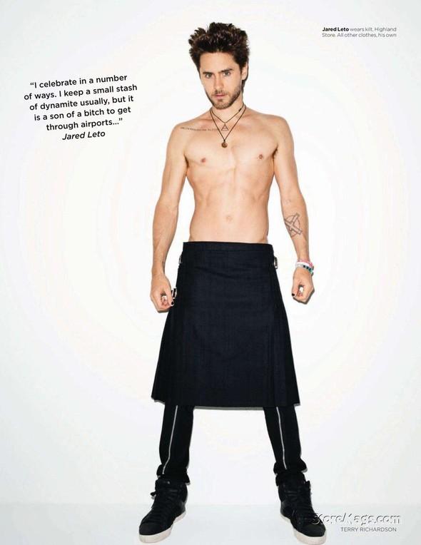 Съёмка: Терри Ричардсон для британского Vogue. Изображение № 17.